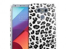 LG G6 Leopard Stripe Back Case