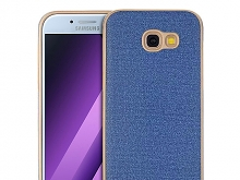 Samsung Galaxy A7 (2017) A7200 Jeans Soft Back Case