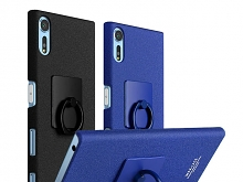 Imak Marble Pattern Back Case for Sony Xperia XZs