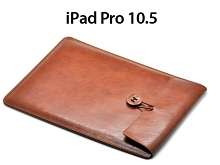 iPad Pro 10.5 Leather Button Pouch