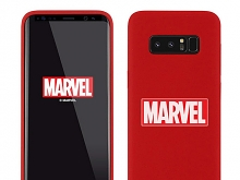 MARVEL Logo Slim Case for Samsung Galaxy Note8