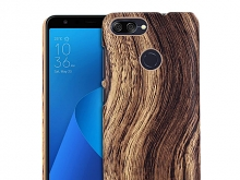 Asus Zenfone Max Plus (M1) ZB570TL Woody Patterned Back Case