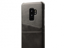 Samsung Galaxy S9+ Claf PU Leather Case with Card Holder