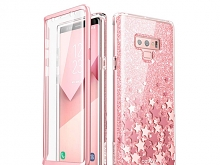 i-Blason Bling Glitter Sparkle Clear Bumper Case with Screen Protector for Samsung Galaxy Note9