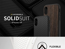 RhinoShield SolidSuit Case for iPhone XR (6.1)