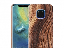 Huawei Mate 20 Pro Woody Patterned Back Case