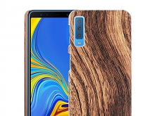 Samsung Galaxy A7 (2018) Woody Patterned Back Case