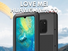 LOVE MEI Huawei Mate 20 Powerful Bumper Case