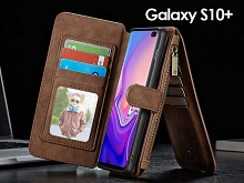 Samsung Galaxy S10+ Diary Wallet Case