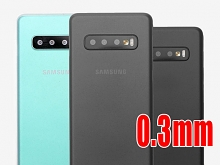 Samsung Galaxy S10 0.3mm Ultra-Thin Back Hard Case