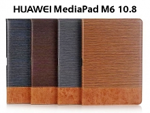 Huawei MediaPad M6 10.8 Two-Tone Leather Flip Case