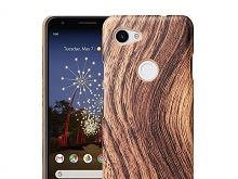 Google Pixel 3a Woody Patterned Back Case
