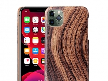 iPhone 11 Pro Max (6.5) Woody Patterned Back Case
