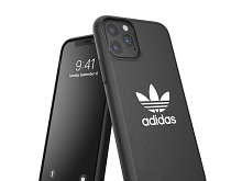 Adidas Moulded Case BASE FW19 (Black/White) for iPhone 11 Pro Max (6.5)