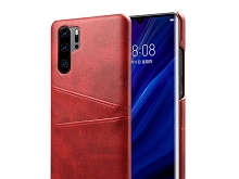 Huawei P30 Pro Claf PU Leather Case with Card Holder