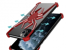 iPhone 11 (6.1) Metal Spider Case