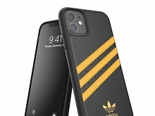 Adidas Moulded Case PU Woman SS20 (Black/Collegiate Gold) for iPhone 11 Pro (5.8)