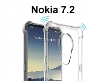Imak Shockproof TPU Soft Case for Nokia 7.2