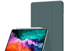 iPad Pro 12.9 (2020) Flip Hard Case with Pencil Holder