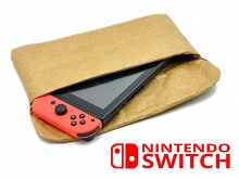 Nintendo Switch DuPont Paper Storage Bag
