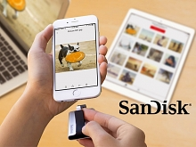 SanDisk iXpand USB Lightning Flash Drive