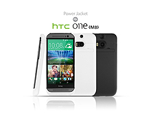 Power Jacket For HTC One (M8) - 3200mAh