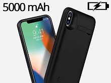 Power Jacket For iPhone X - 5000mAh