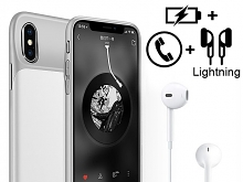 iPhone X Power Jacket Support Audio + Calling