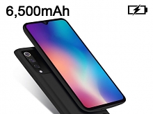 Power Jacket For Xiaomi Mi 9 - 6500mAh