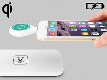 QI Standard Lightning Wireless Charger Receiver