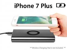 designer fashion 9321b 8b637 QI Standard Wireless Charging Receiver Case for iPhone 7 Plus / 6s ...