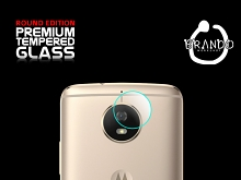 Brando Workshop Premium Tempered Glass Protector (Motorola Moto G5s - Rear Camera)