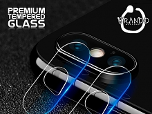 Brando Workshop Premium Tempered Glass Protector (iPhone XS 5.8 - Rear Camera)