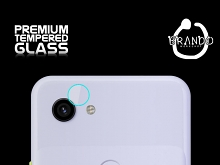 Brando Workshop Premium Tempered Glass Protector (Google Pixel 3a XL - Rear Camera)