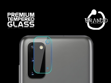 Brando Workshop Premium Tempered Glass Protector (Samsung Galaxy S20 - Rear Camera)
