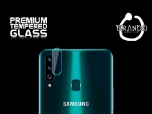 Brando Workshop Premium Tempered Glass Protector (Samsung Galaxy A20s - Rear Camera)