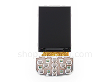 Samsung D900 Replacement LCD Display with Button Assembly