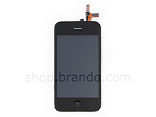 iPhone 3G S Replacement LCD Display with Touch Panel