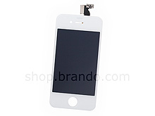 iPhone 4 Replacement LCD Display with Touch Panel - White