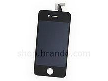 iPhone 4 Replacement LCD Display with Touch Panel - Black