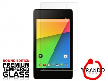 Brando Workshop Premium Tempered Glass Protector (Rounded Edition) (Google Nexus 7 (2013))