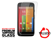 Brando Workshop Premium Tempered Glass Protector (Rounded Edition) (Motorola Moto G)