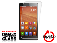Brando Workshop Premium Tempered Glass Protector (Rounded Edition) (Xiaomi Redmi Note)