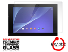 Brando Workshop Premium Tempered Glass Protector (Rounded Edition) (Sony Xperia Z2 Tablet)