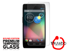 Brando Workshop Premium Tempered Glass Protector (Rounded Edition) (Motorola Moto X)