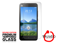 Brando Workshop Premium Tempered Glass Protector (Rounded Edition) (Xiaomi Mi2)