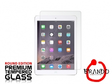 Brando Workshop Premium Tempered Glass Protector (Rounded Edition) (iPad Air 2)