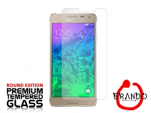 Brando Workshop Premium Tempered Glass Protector (Rounded Edition) (Samsung Galaxy Alpha)