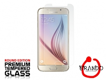 Brando Workshop Premium Tempered Glass Protector (Rounded Edition) (Samsung Galaxy S6)