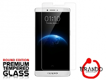 Brando Workshop Premium Tempered Glass Protector (Rounded Edition) (Oppo R7 Plus)